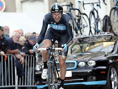 Time Trialling, Team Sky